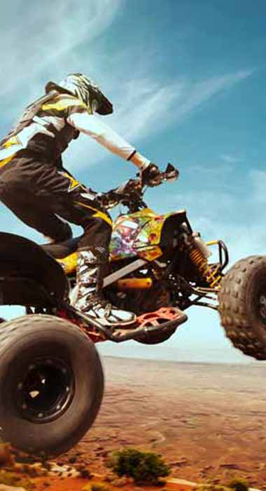 Motorcycle insurance for driving ATV in Mexico
