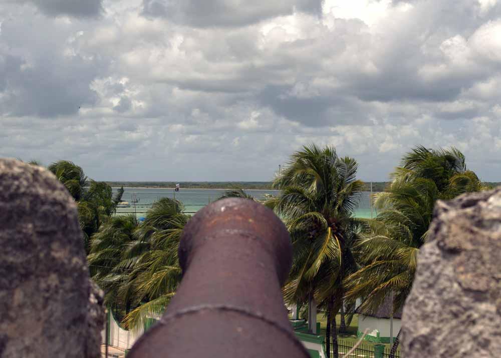 Bacalar- Fort San Felipe