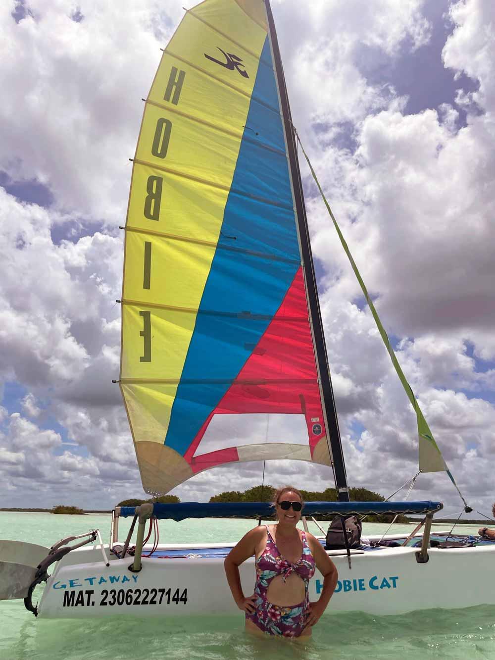 Bacalar-Sailing