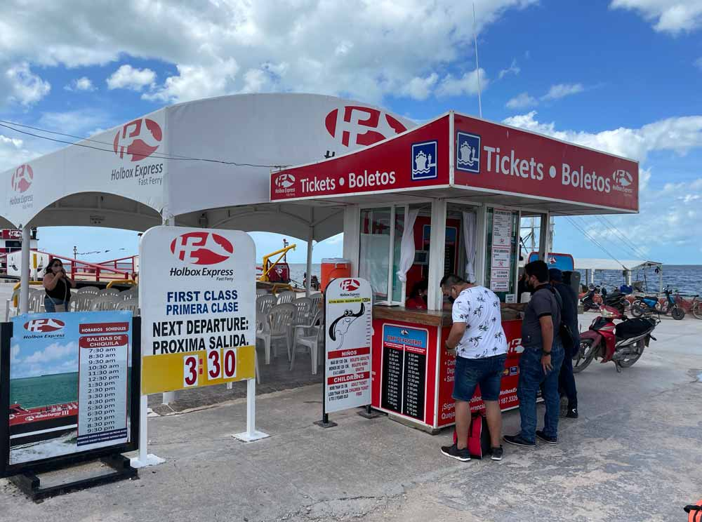 Chiquila-Ferry-Ticket-Booth