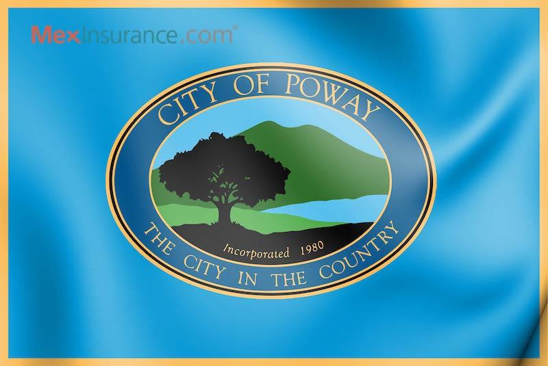City of Poway, California Logo