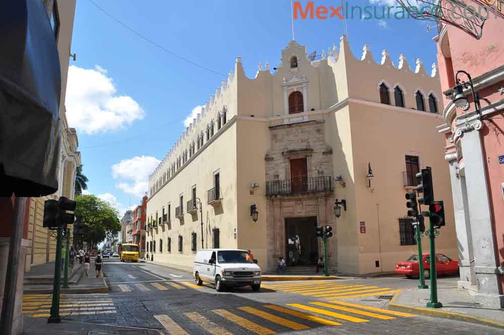 Downtown Merida