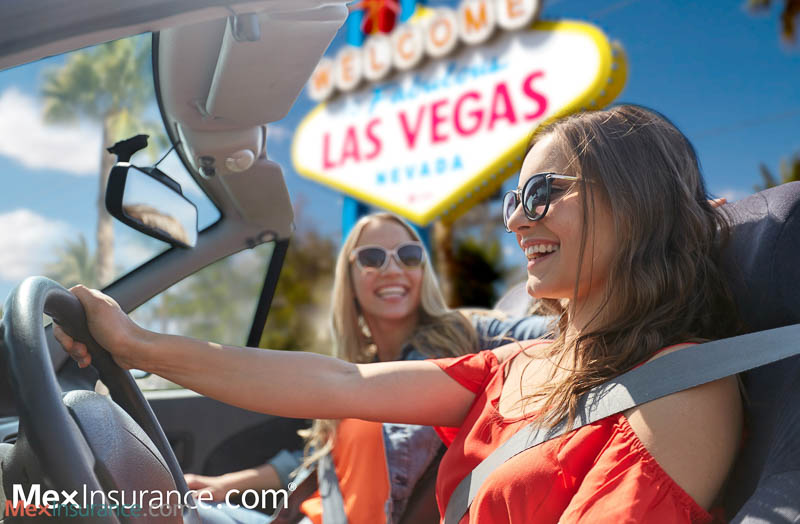 Driving from Las Vegas to Mexico with MexInsurance.com®