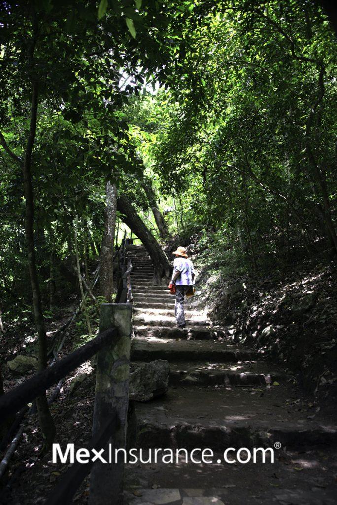 El Chiflon Steep Steps