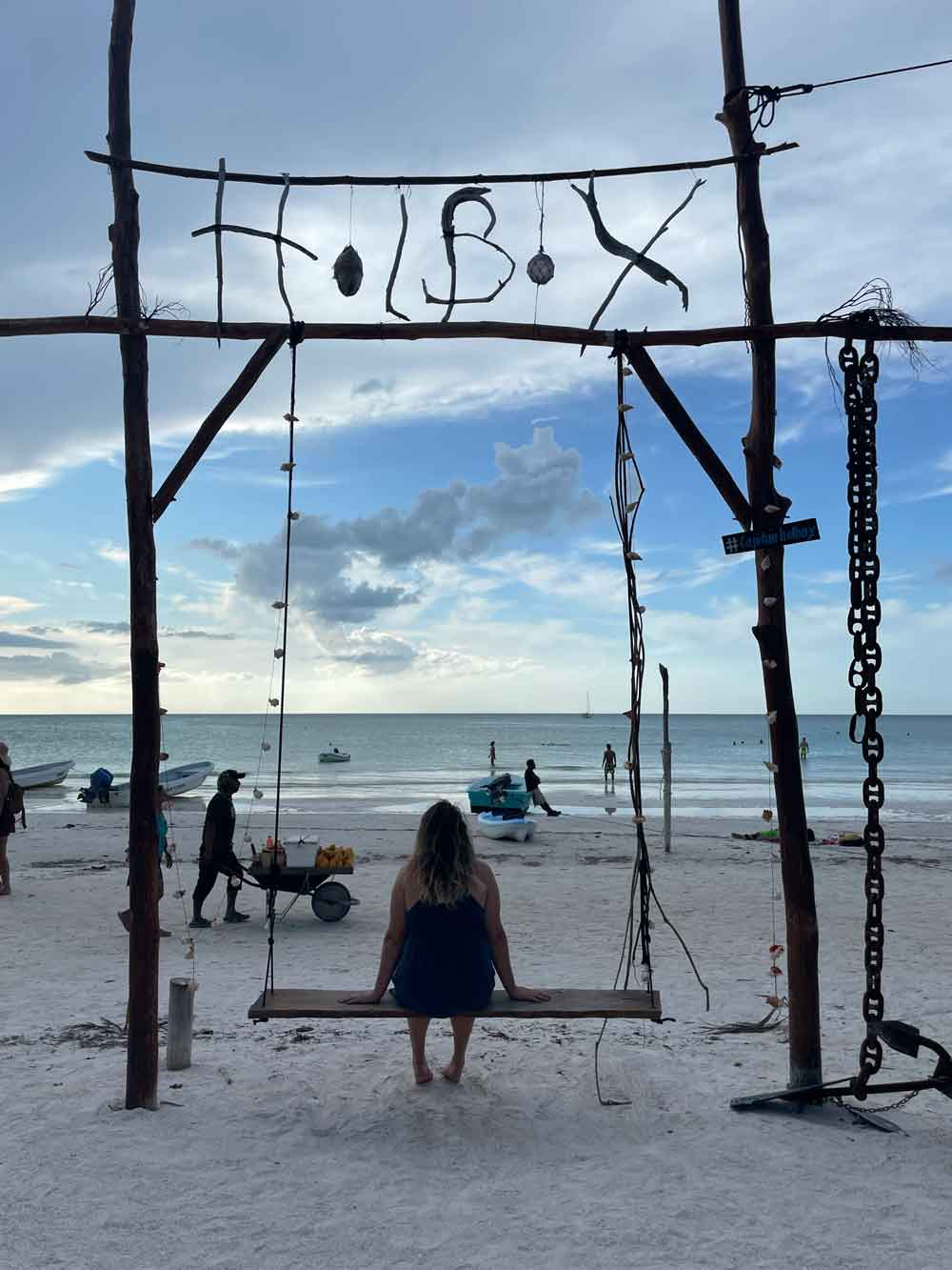 Holbox Rebekah Swing