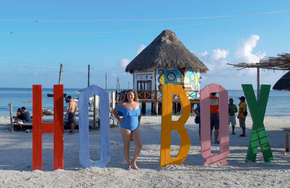 Visit the Magical Island of Holbox