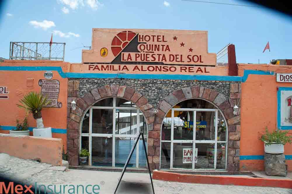 Hotel Quinta La Puesta Del Sol
