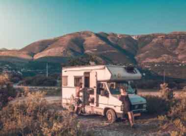 RV in Mexico