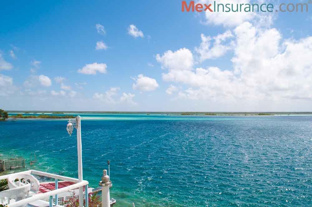 Lake Bacalar Quintana Roo