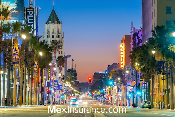 Mexican Auto Insurance Los Angeles