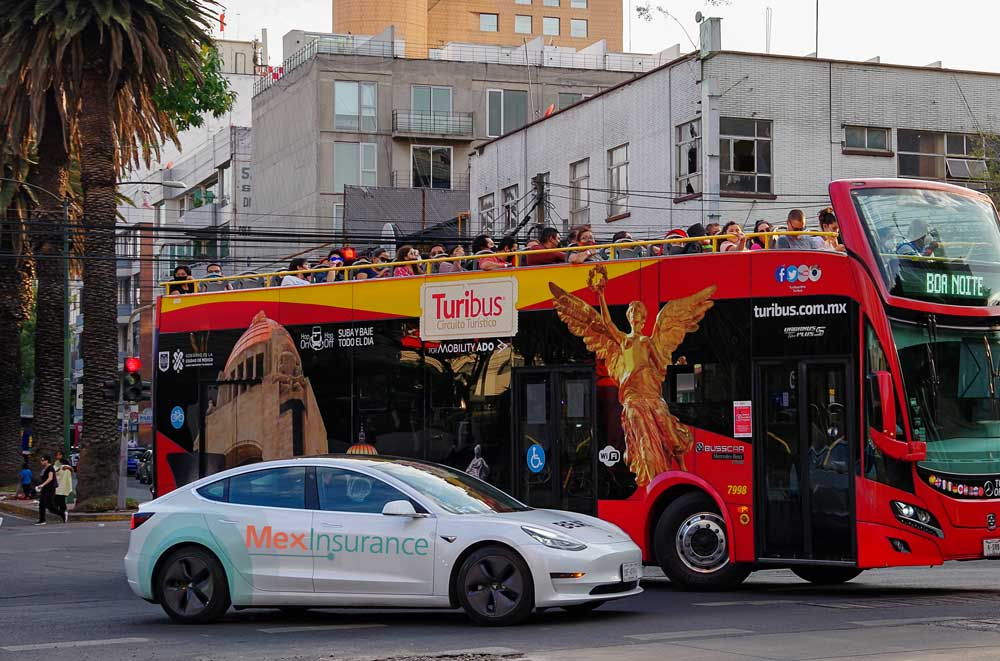 Driving an Electric Vehicle in Mexico: Can it be Done?