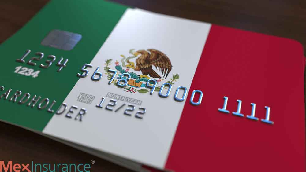 Mexico Banking Card
