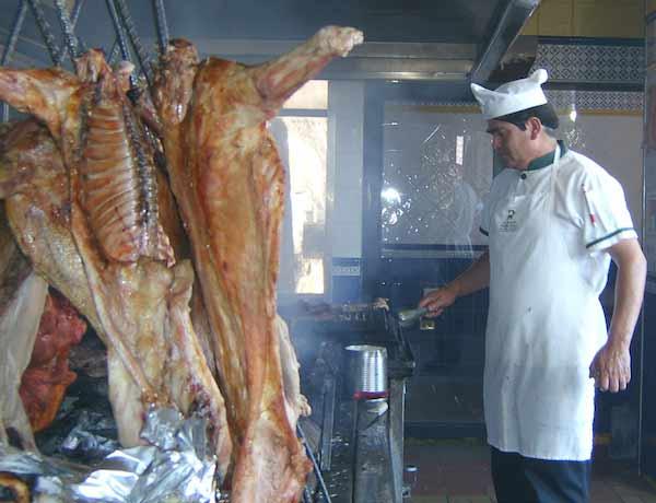 Monterrey Cabrito Kitchen