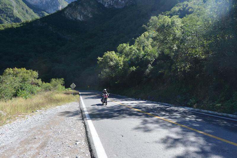 Monterrey Mountain Road