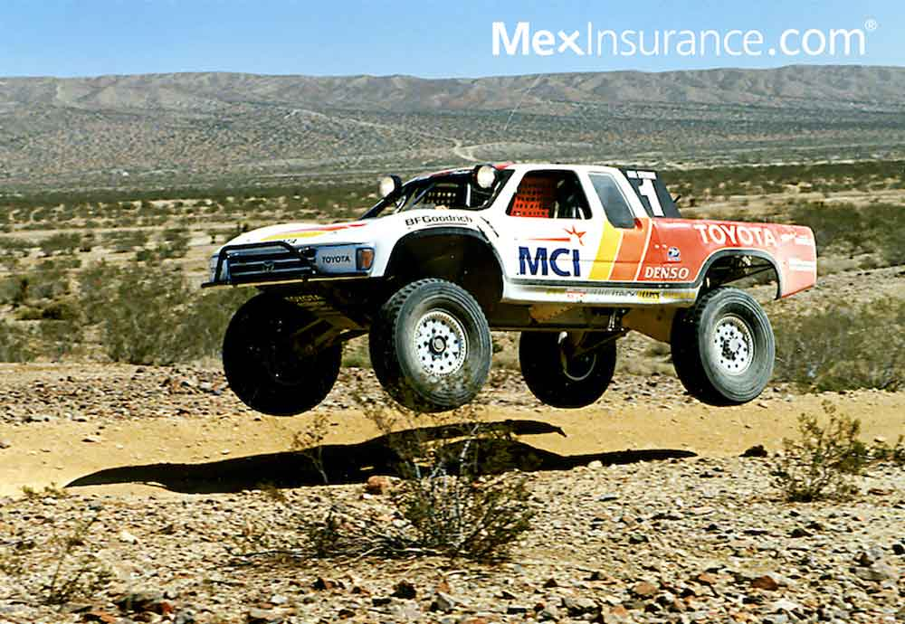 Off-Road Baja