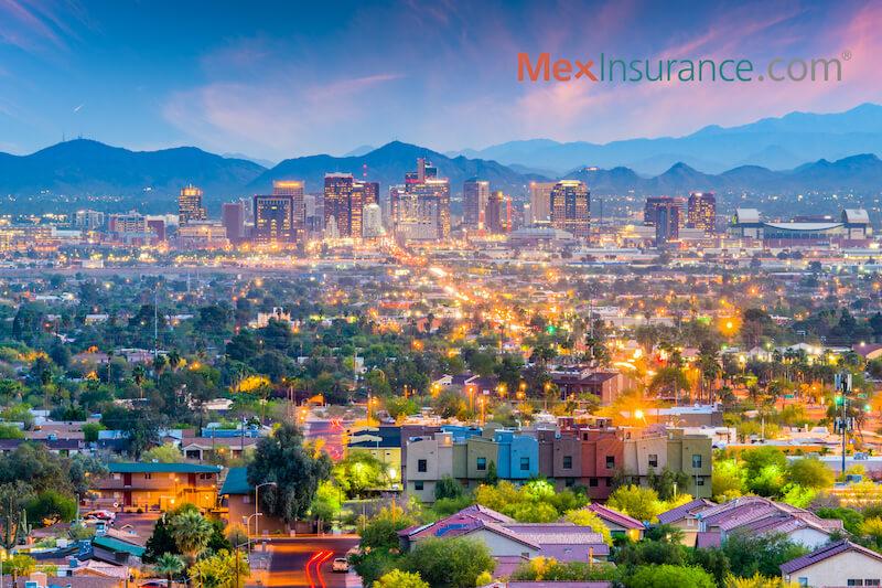 Mexican Auto Insurance Phoenix
