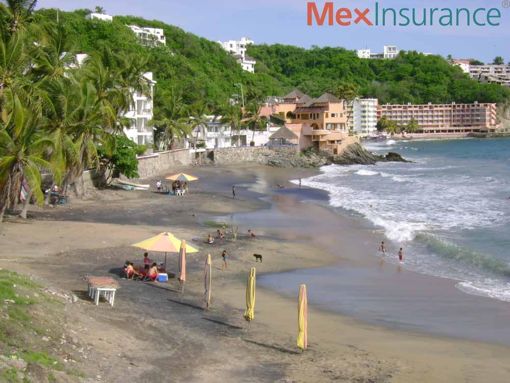 Playa Santiago Colima Mexico