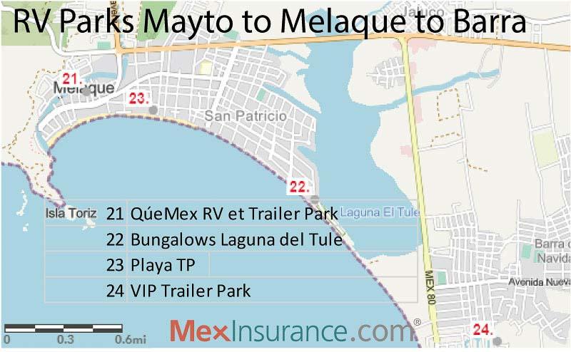 Mexico RV Guide - Coastal Jalisco and Nayarit
