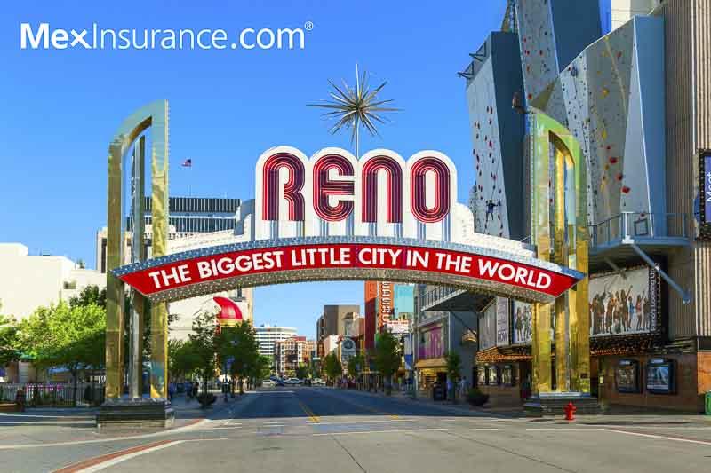 MexInsurance.com® Reno Nevada