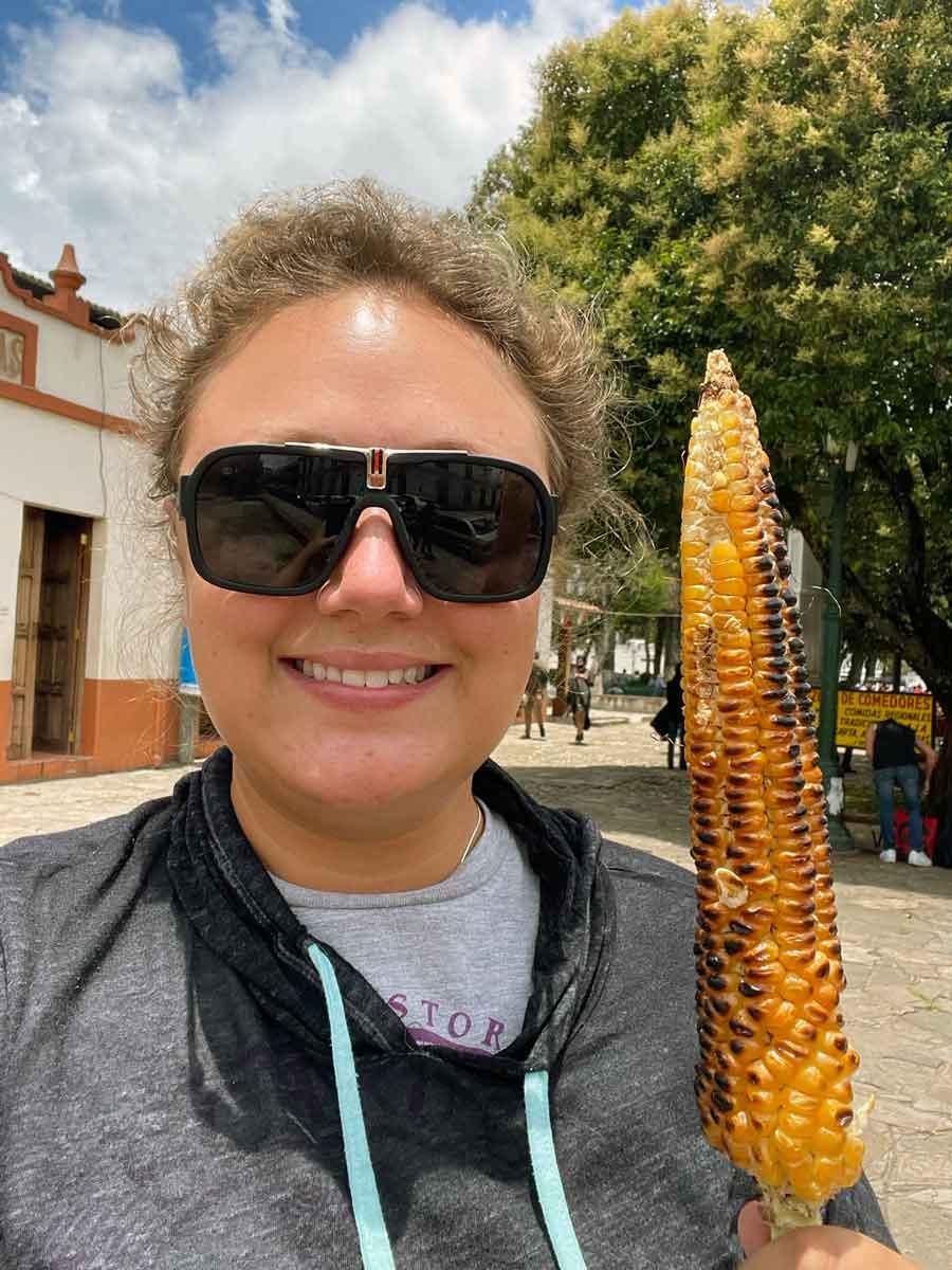 San-Cristobal-de-las-Casas-Elote