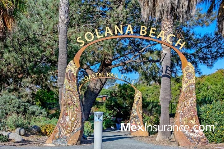 Solana Beach Coastal Trail Arches