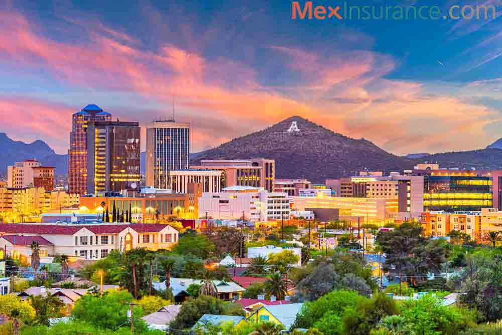 Tucson Mexican Auto Insurance