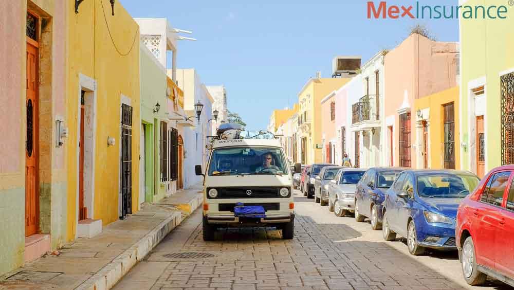 Van Life in Yucatan