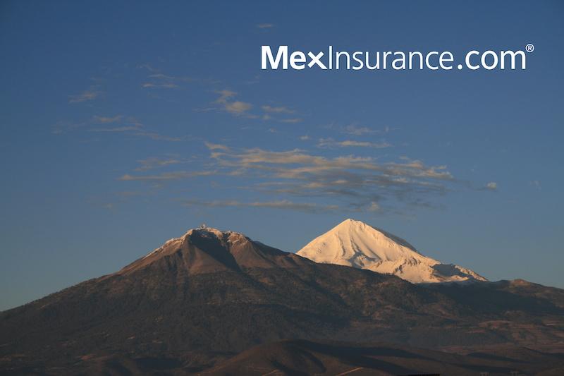 Volcan Pico de Orizaba