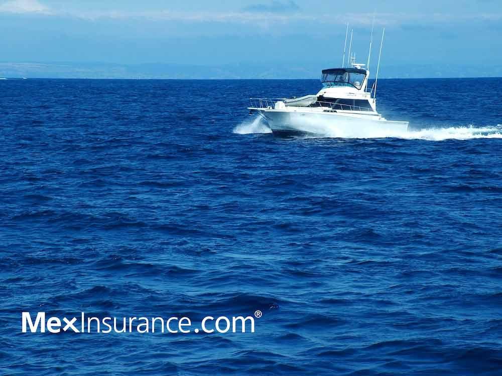 Fishing Boat Pacific Ocean Out of Ensenada