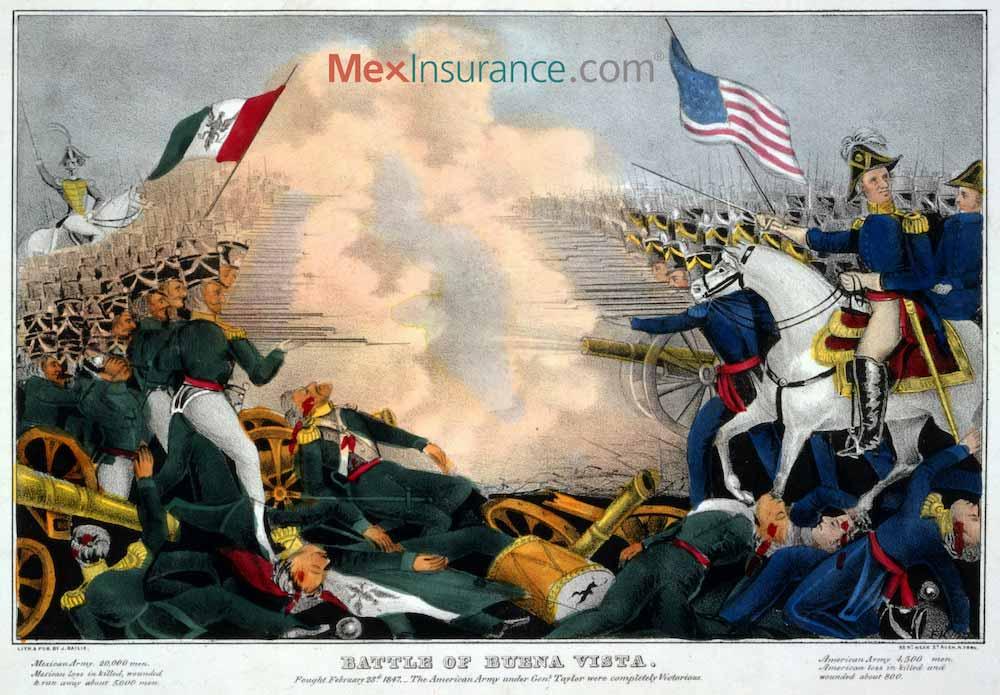 Battle of Buena Vista, Mexican American War