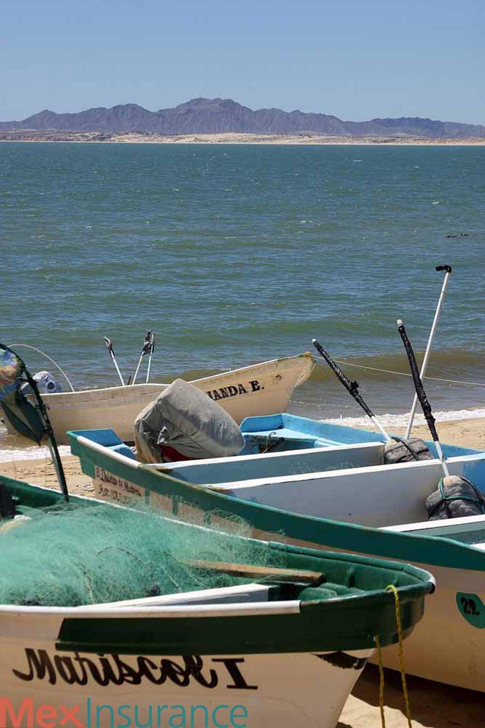 San Felipe Fishing Boats