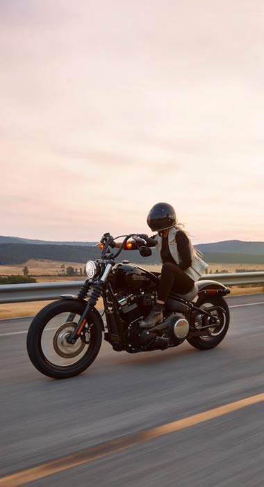 Motorcycle insurance for driving cruiser in Mexico