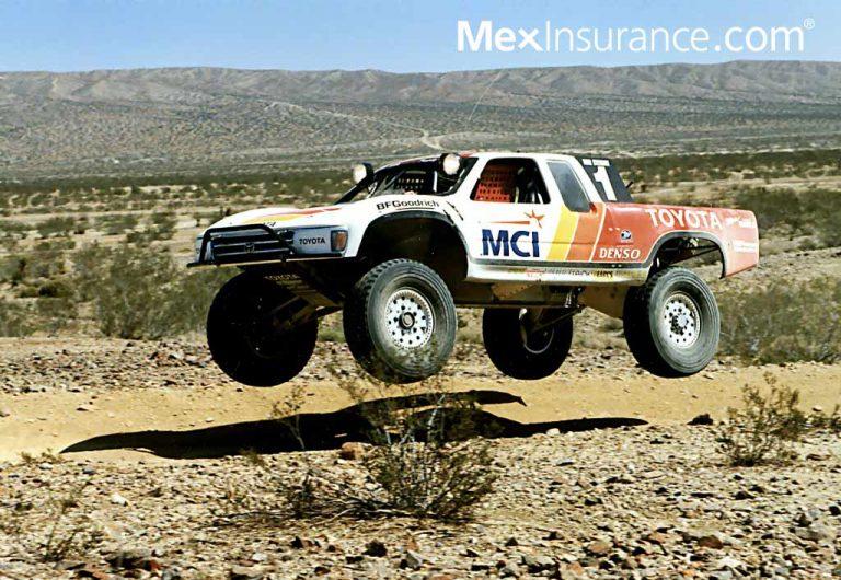 Baja Off Road Race