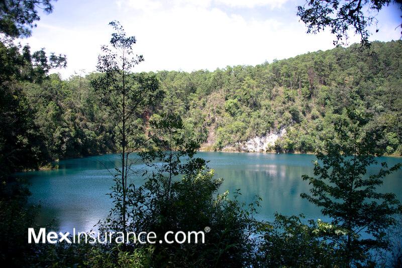 Laguna Montebello Chiapas
