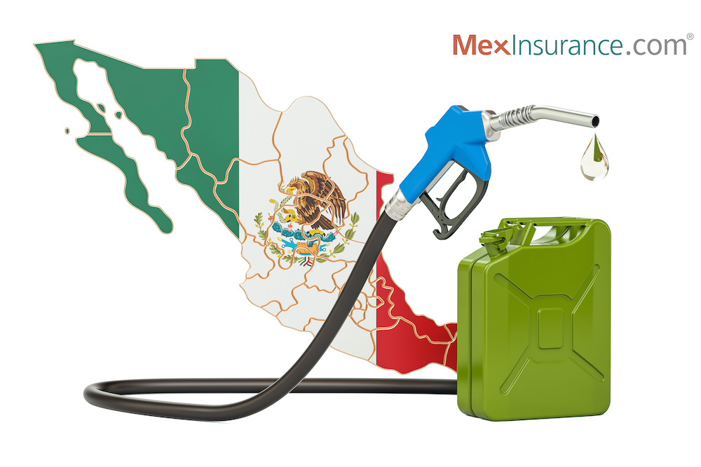 Production and trade of Gasoline in Mexico