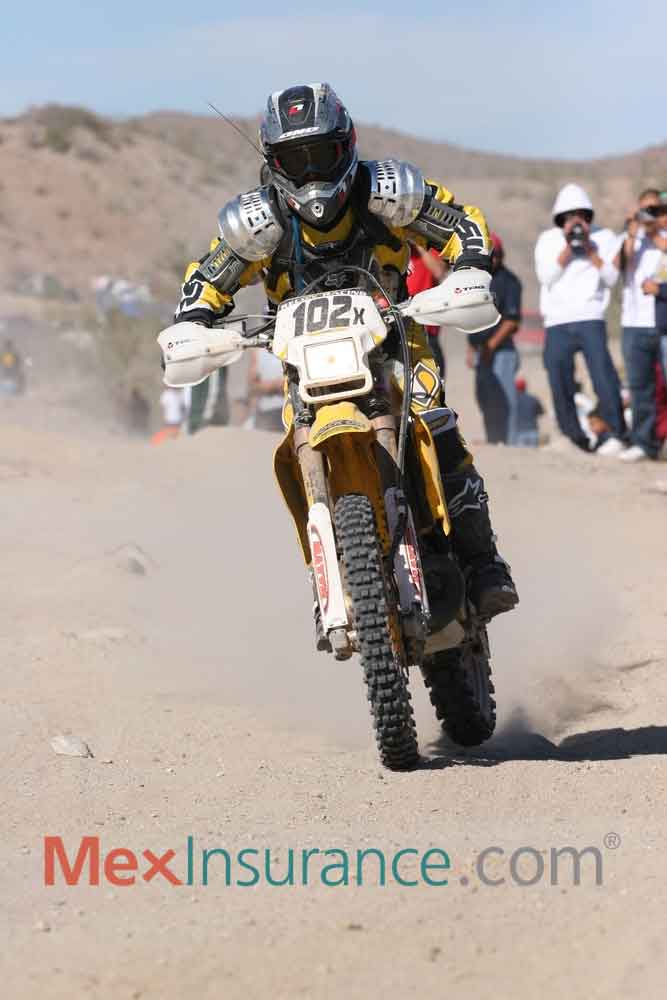 motorcycle off road baja