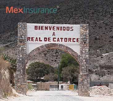 RVing Mexico: Bienvenidos a Real de Catorce